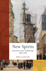 Cover for   New Spirits