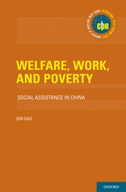 Cover for   Welfare, Work, and Poverty