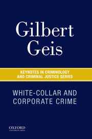 Cover for   White-Collar and Corporate Crime