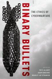 Cover for   Binary Bullets