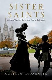 Cover for   Sister Saints