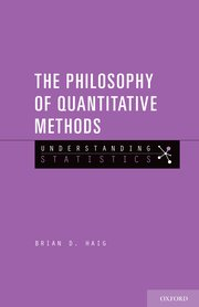 Cover for   The Philosophy of Quantitative Methods