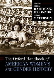 Cover for The Oxford Handbook of American Womens and Gender History