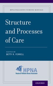 Cover for   Structure and Processes of Care
