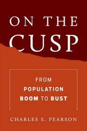 Cover for   On the Cusp