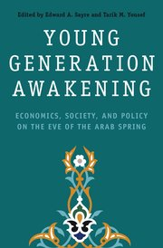 Cover for   Young Generation Awakening