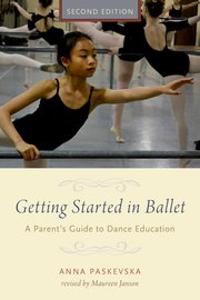 Cover for   Getting Started in Ballet