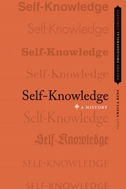 Cover for   Self-Knowledge