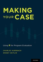 Cover for   Making Your Case
