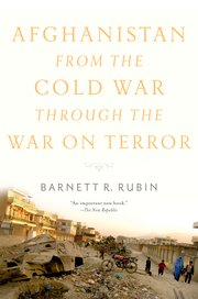 Cover for   Afghanistan from the Cold War through the War on Terror