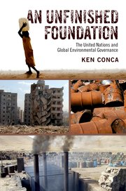 Cover for   An Unfinished Foundation