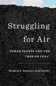 Cover for   Struggling for Air