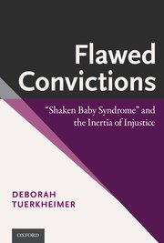 Cover for   Flawed Convictions