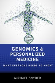 Cover for   Genomics and Personalized Medicine