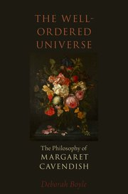 Cover for   The Well-Ordered Universe