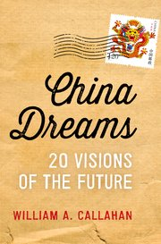 Cover for   China Dreams
