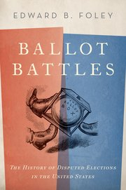 Cover for   Ballot Battles