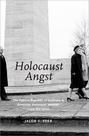 Cover for   Holocaust Angst