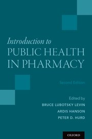 Cover for   Introduction to Public Health in Pharmacy