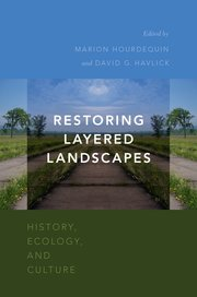Cover for   Restoring Layered Landscapes