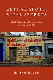 Cover for   Lethal Spots, Vital Secrets