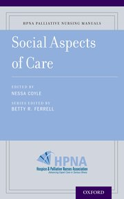 Cover for   Social Aspects of Care