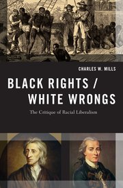 Cover for   Black Rights/White Wrongs