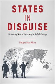 Cover for   States in Disguise