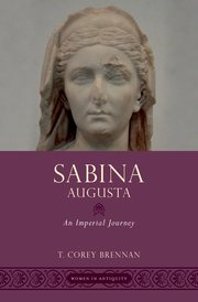Cover for   Sabina Augusta
