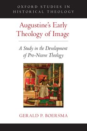 Cover for   Augustines Early Theology of Image