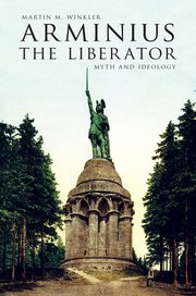 Cover for   Arminius the Liberator