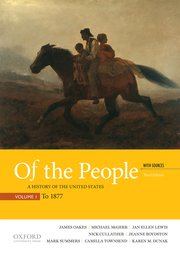Of the people paperback james oakes michael mcgerr jan ellen cover fandeluxe Image collections