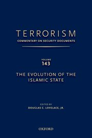 Cover for   TERRORISM: COMMENTARY ON SECURITY DOCUMENTS VOLUME 143
