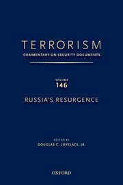 Cover for   TERRORISM: COMMENTARY ON SECURITY DOCUMENTS VOLUME 146