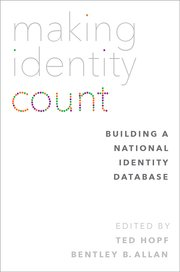 Cover for   Making Identity Count