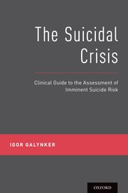 Cover for   The Suicidal Crisis