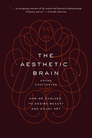 Cover for   The Aesthetic Brain