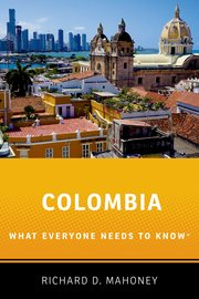 Cover for   Colombia
