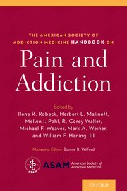 Cover for   The American Society of Addiction Medicine Handbook on Pain and Addiction