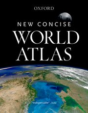 New concise world atlas oxford university press cover for new concise world atlas gumiabroncs Image collections