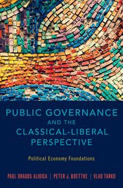 Cover for   Public Governance and the Classical-Liberal Perspective