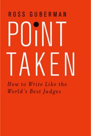 Cover for   Point Taken