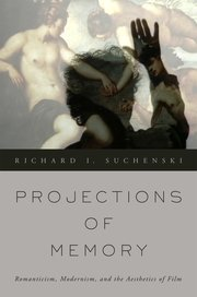 Cover for   Projections of Memory