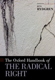 Cover for   The Oxford Handbook of the Radical Right