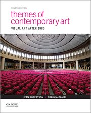Cover for   Themes of Contemporary Art