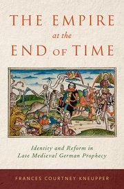Cover for   The Empire at the End of Time