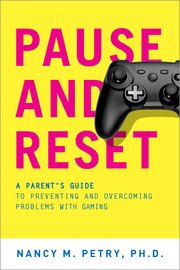 Cover for   Pause and Reset