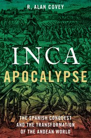 Cover for   Inca Apocalypse