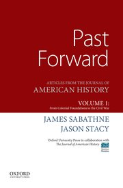 Cover for   Past Forward