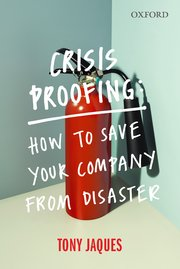 Cover for   Crisis Proofing